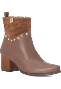 Bota Chocolate Metais Cs Club Cafe