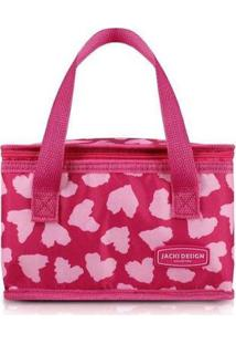 Bolsa Térmica Bem-Estar Jacki Design - Unissex-Pink