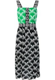 Hayley Menzies Vestido De Tricô - Preto