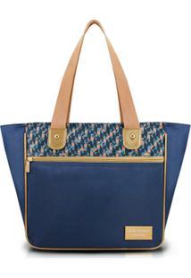 Bolsa Jacki Design - Feminino-Azul