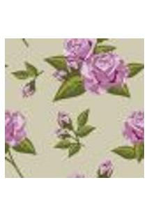Papel De Parede Autocolante Rolo 0,58 X 3M - Flores 419846