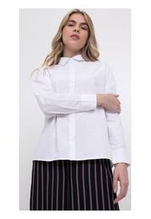 Camisa Oversized Paper Touch