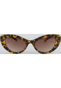 c98dc4cd94c20 CEA. Óculos De Sol Gatinho Feminino Dress To Tartaruga ...