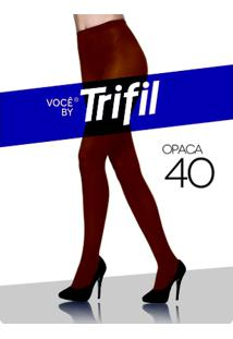 c3071aa4e ... Meia-Calça Feminina Trifil Fio 40 Natural - Feminino-Bege