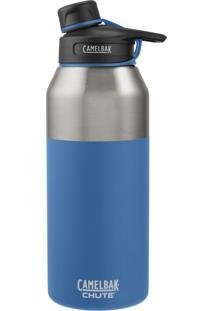 Garrafa Térmica Camelbak 1,2L Chute Vacuum Insulated Stainless Azul