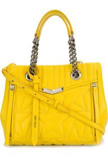 Jimmy Choo Bolsa Tote Pequena - Amarelo
