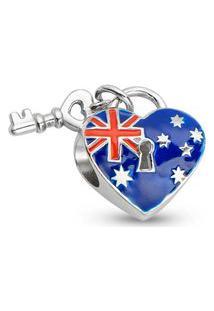 Pingente Life Coração Australiano
