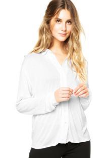 Camisa Canal Reta Branca