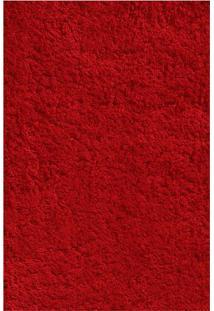 Tapete Classic- Vermelho- 100X50Cm- Oasisoasis