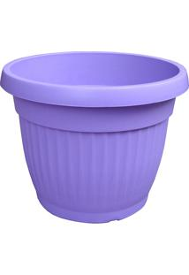Vaso Decorativo Denise West Garden Violeta 25Cm