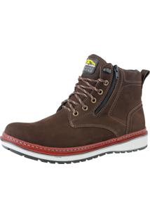 Bota Adventure Casual Bell Boots 8 Cafe