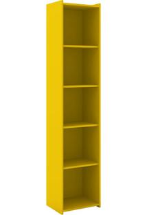 Estante Biblioteca Hamsa Amarelo