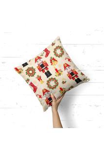 Almofada Love Decor Avulsa Decorativa Quebra Nozes - Kanui