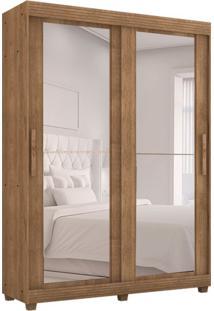 Guarda-Roupa Casal Com Espelho Assis 2 Pt 3 Gv Noce