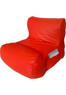 Puff Relax Nobre - Stay Puff - Vermelho