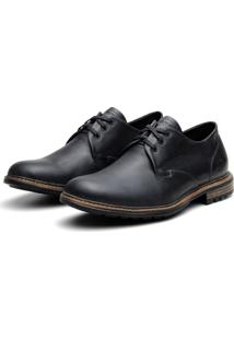 Sapato Social Hayabusa Walk Gt 180 Preto