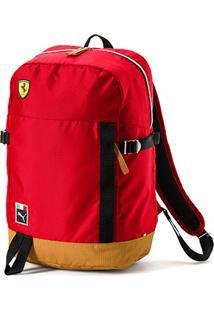 Mochila Puma Scuderia Ferrari Fanwear - Masculino