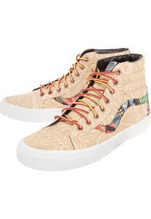Tênis Vans Sk8-Hi Reissue Multicolorido