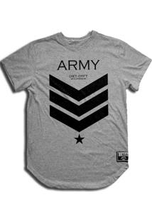 Camiseta Army - Masculino