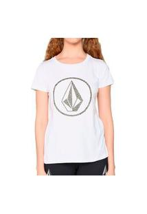 Camiseta Volcom So Far Out Branco