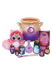 Caldeirão Mágico Candide Magic Mixies Rosa 2450 5+