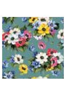 Papel De Parede Adesivo - Flores - 108Ppf