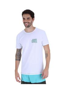 Camiseta Hang Loose Silk Hang - Masculina - Branco