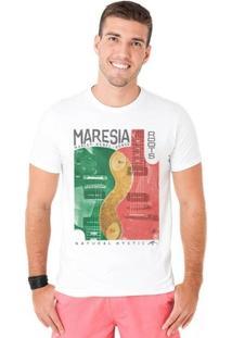 Camiseta Maresia Songs - Masculino