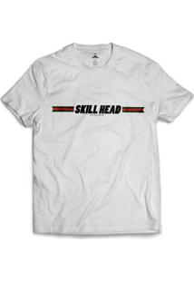 Camiseta Skill Head Ribbon - Masculino
