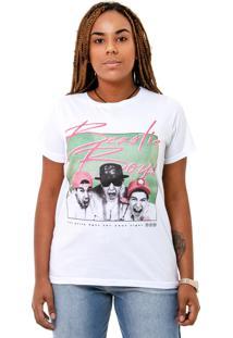Camiseta Korova 90S Icons Beastie Boys Branca