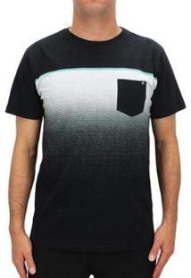 Camiseta Billabong Fifty50 - Masculino-Preto