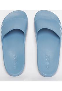 a19faac7f7 ... Chinelo Aqualette W - Azul Claro - Adidasadidas