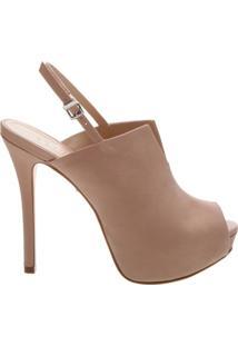 Sandal Boot Cut Nude | Schutz