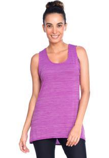 Regata Roxo Active - 553.821 Marcyn Active Camisetas Fitness Roxo