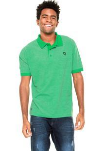 Camisa Polo Mr. Kitsch Light Verde