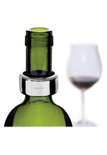 Anel Aço Inox Para Garrafa De Vinho - Acessórios De Vinho 2310/302