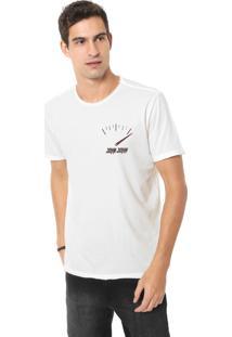 Camiseta John John Velocimetro Off-White