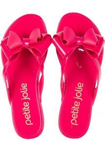 Sandália Petite Jolie Pink 34
