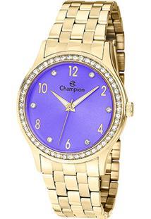 bb94b79c87d Relógio Analógico Champion feminino