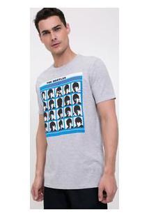 Camiseta Comfort Estampa The Beatles