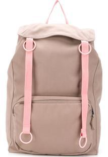 Eastpak X Raf Simons X Raf Simons Topload Loop Backpack - Cinza