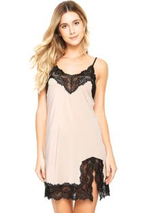 Camisola Hope Renda Rosa