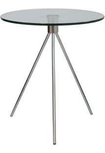 Mesa Tripe- Incolor- 57Xø50Cm- Or Designor Design