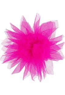 Undercover Broche Floral - Rosa