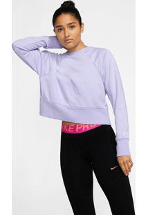 Blusão Nike Dri-Fit Get Fit Feminino