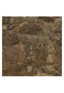 Papel De Parede Rustic Country Pa130902 Vinílico Com Estampa Pedra