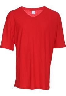 Camiseta Malwee Flamê Vermelha