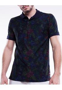 Camisa Polo Tropical Mormaii Masculina - Masculino
