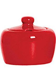 Açucareiro Standard Vermelho Scalla
