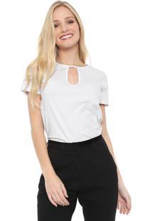 Camiseta Aleatory Poás Branca